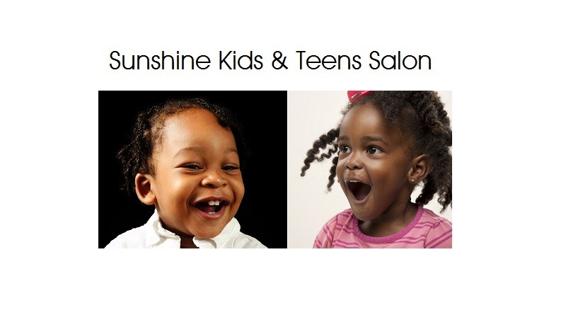 Sunshine Kids & Teens Salon | Nairobi Baby Hair Care | Toiduka