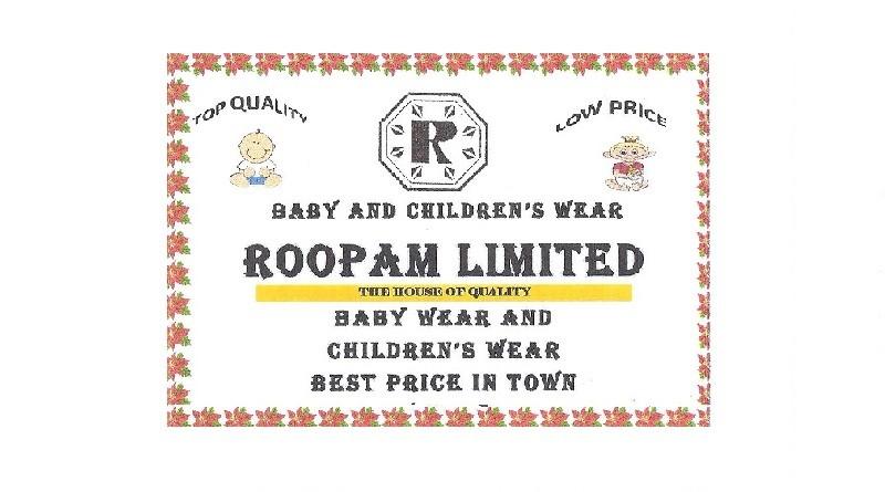 Roopam Limited | Biashara Street Nairobi Baby Shops | Toiduka