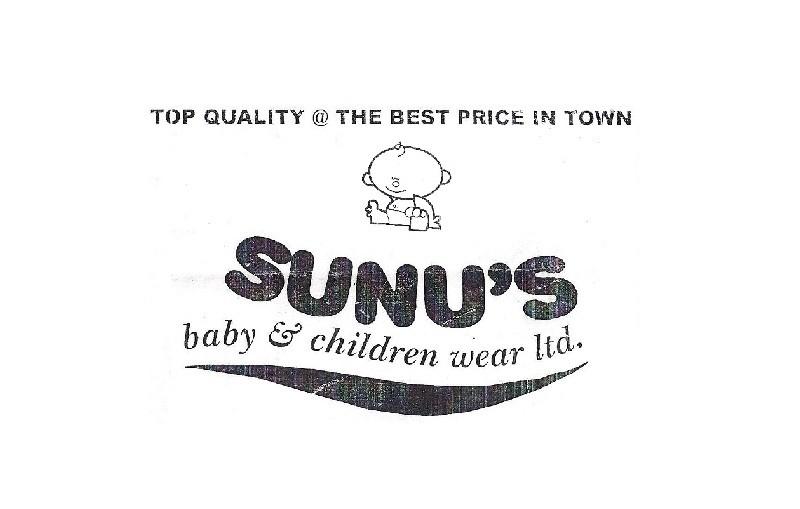 Sunus | Biashara Street Nairobi Baby Shops | Toiduka